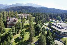 Grand Hotel im Waldhaus Flims Mountain Resort & Spa Flims