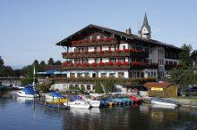 Wassermann Seehotel Seebruck