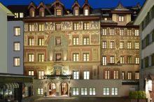 Des Balances Hotel Lucerne Lucern - esence Švýcarska