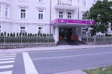 Villa Carlton de stad Salzburg