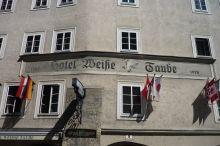 Altstadthotel Weisse Taube Salzburg Town