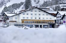 Aprés Post Hotel Stuben am Arlberg