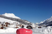 Kristiania Lech Lech am Arlberg