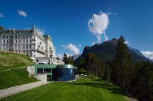 Kronenhof Grand Hotel