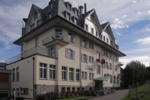 Strandhotel Belvédère