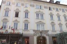 Palais Porcia Klagenfurt