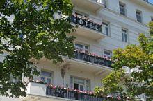 BEST WESTERN Hotel Pension Arenberg Bécs