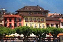 Piazza Ascona Ascona