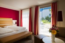 Atlantis Hotel Vienna Bécs
