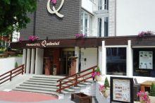 Parkhotel Quellenhof Loèche-les-Bains