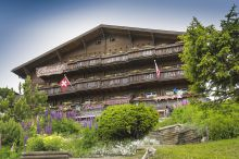 Chalet-Bettmerhof Hotel-Wellness-Kulinarum Alpi di Bettmer