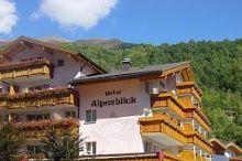 Alpenblick Wellnesshotel Fiesch