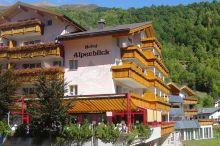 Alpenblick Wellnesshotel Fiesch-Fieschertal-Lax