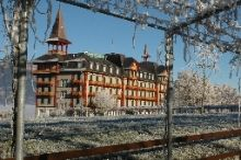 Paxmontana Jugendstilhotel Flüeli-Ranft