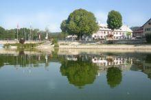 Hôtel de la Truite Vallée de Joux Le Pont