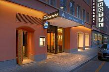 Best Western Zuercherhof Zurych