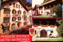Pension Steiner Matrei am Brenner