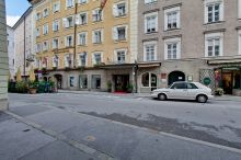 Kasererbräu Altstadthotel /Salzburger Privathotels Salzburg