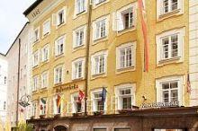 Kasererbräu Altstadthotel /Salzburger Privathotels de stad Salzburg