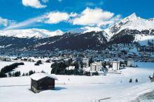 Feriensiedlung Solaria Davos