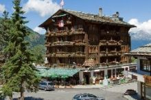 Matterhorn Valley Hotel Walliserhof