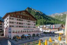 Silvretta Hotel & Spa Samnaun