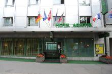 Arlette Beim Hauptbahnhof Zürich