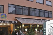 Storchen Best Western Plus