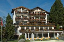 Matterhorn Valley Hotel Hannigalp Grächen