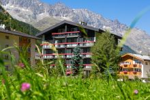 Alpenhof Wohlfühlhotel Saas Almagell