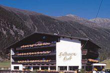 Hotel Bergidylle Falknerhof Umhausen - Niederthai