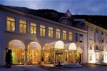 Lindner Hotels & Alpentherme Leukerbad