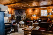 Hotel Le Grand Chalet Favre Cie des Hôtels et Chalets de Montagne St-Luc