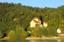 Hotel Faustschlössl Aschach sul Danubio
