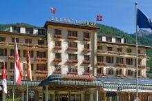 Grand Hotel Zermatterhof Zermatt