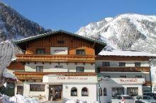 Wasserfall Landgasthof-Hotel Bruck-Fusch