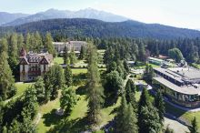 Villa Silvana im Waldhaus Flims Mountain Resort & Spa Flims
