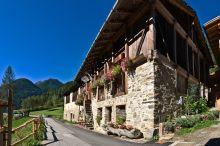 Chalet Alpenrose Bio Wellness Naturhotel Peio