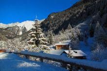 Chalet Alpenrose Bionatur Wellness Peio