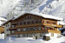 Fernsicht Lech am Arlberg