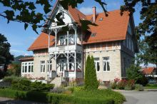Stadt-gut-Hotel Hoffmanns Gästehaus Thale