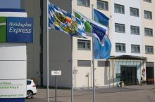 Holiday Inn Express MUNICH - MESSE Mnichov