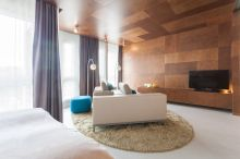 EMA house The Zurich All Suite Hotel Zurych