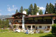 Alpenchalet 'Zum-Jeremia' Grainau