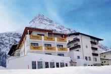 Alpenresidenz Ballunspitze Familien- & Wellnesshotel Galtür
