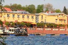 Am Hafen Havelberg