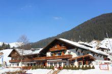 Alpenhotel Widderstein Mittelberg