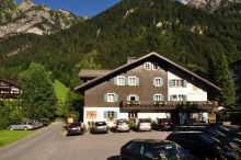 Landhaus Sonne Hotel Brand in Brandnertal Valley