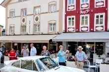 Iris Porsche Mondsee Hideaway Mondsee am Mondsee