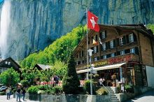 Schützen Hotel Restaurant Lauterbrunnen